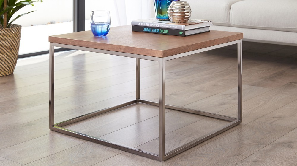 gallery/acute-walnut-and-black-chrome-square-coffee-table-1